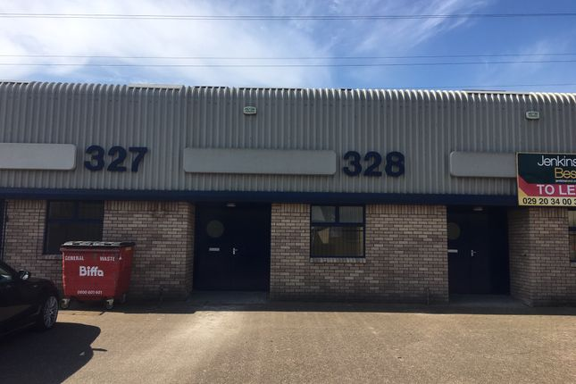 Unit 328 Springvale Industrial Estate, Cwmbran NP44