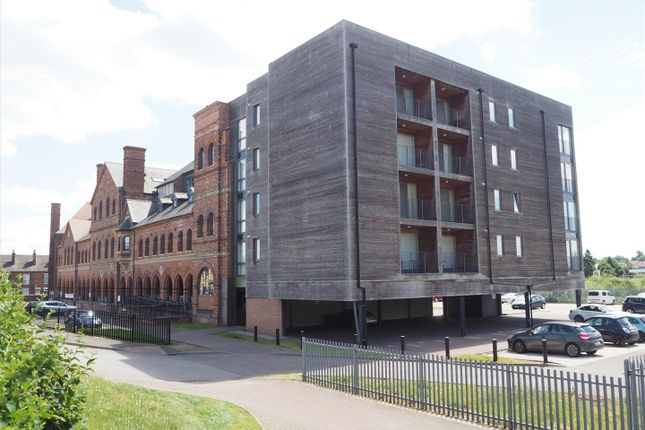 2 bed flat for sale in The Roundhead Building, Warwick Brewery, Newark NG24