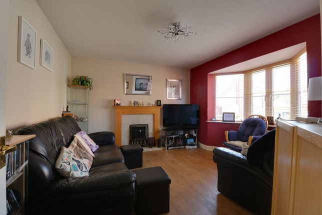 Living Room of Adcock Close, Corby Glen, Grantham NG33