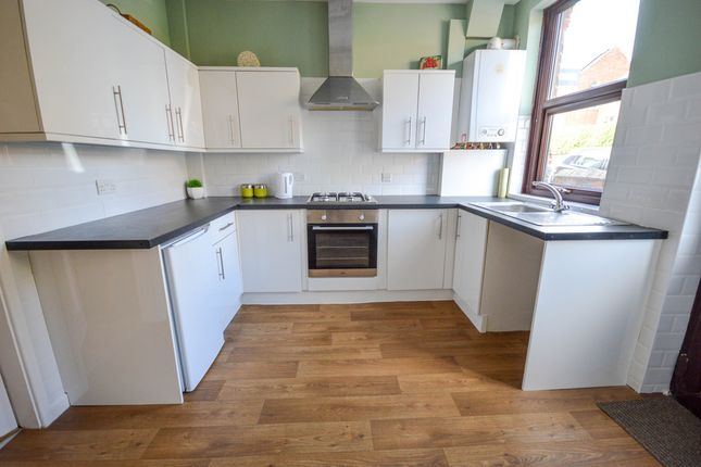Thumbnail End terrace house to rent in Stone Street, Mosborough, Sheffield