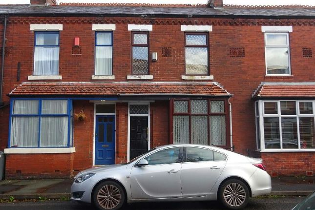Thumbnail Terraced house for sale in Cromwell Avenue, Whalley Range, Manchester