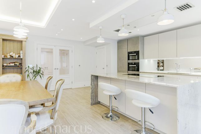 Thumbnail Semi-detached house to rent in Marryat Place, Wimbledon