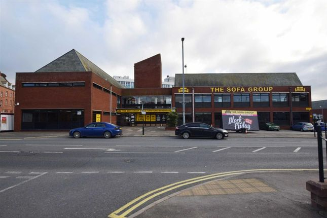 Thumbnail Commercial property for sale in Market Street, Barrow-In-Furness