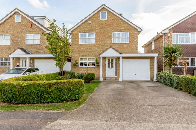 Thumbnail Detached house for sale in Ruskoi Road, Canvey Island