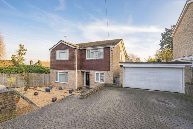 Thumbnail Detached house for sale in Argyle Road, Southborough, Tunbridge Wells