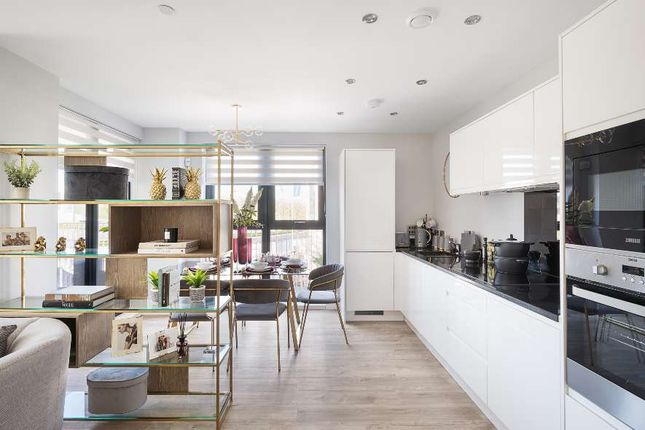 """2 bed flat for sale in """"Plot 221 - The Tower"""" at Lakeside Drive, Park Royal, London NW10"""