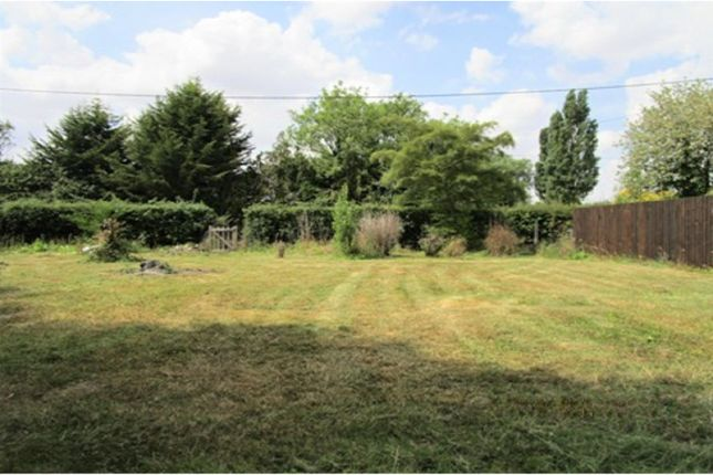 Thumbnail Land for sale in Church Lane, Bedfield, Woodbridge