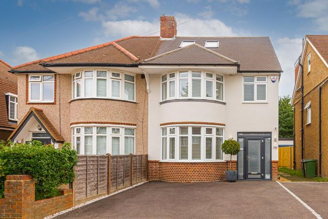 4 bed semi-detached house for sale in Meadowview Road, West Ewell, Epsom KT19