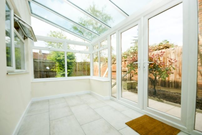 Thumbnail End terrace house to rent in James Bedford Close, Pinner