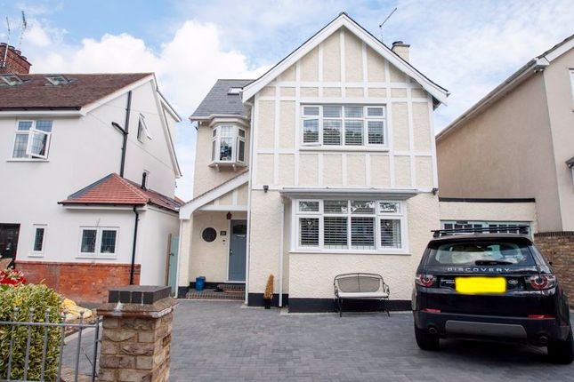 Thumbnail Detached house for sale in Eastwood Road, Leigh-On-Sea