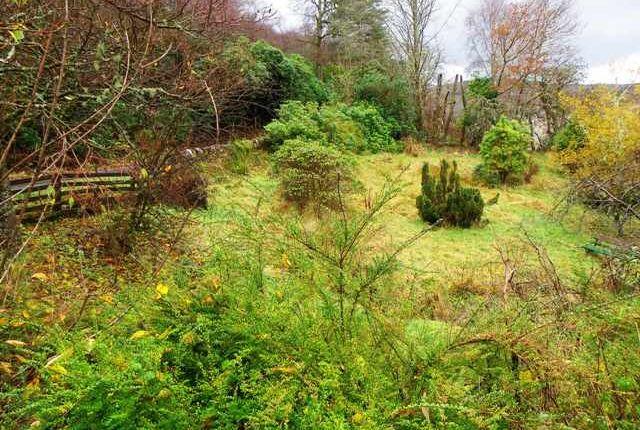 Thumbnail Land for sale in Glenbranter Road, Strachur, Argyll And Bute