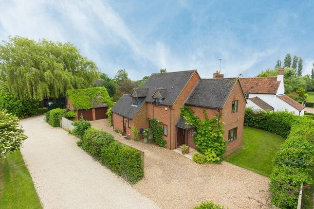 Thumbnail Detached house for sale in Burnham Road, Westcott, Aylesbury