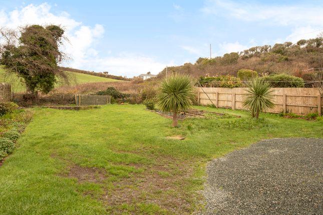 Rear Garden of East Portlemouth, Salcombe TQ8