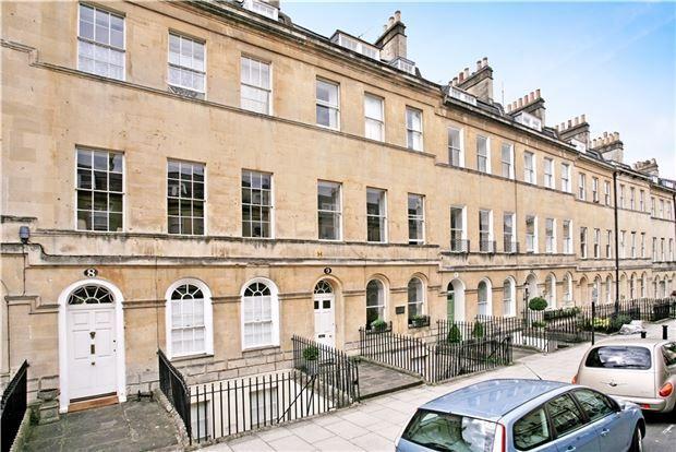 Thumbnail Flat for sale in Henrietta Street, Bath, Somerset