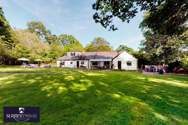Thumbnail Bungalow for sale in Woodside, Fetcham, Leatherhead