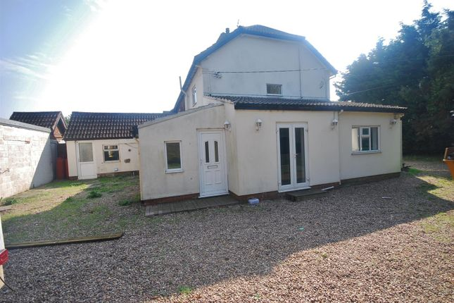 Thumbnail Semi-detached house to rent in Washway Road, Moulton Seas End, Spalding