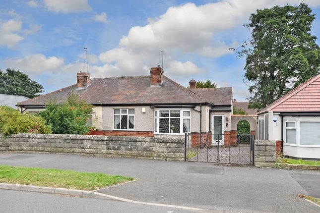 2 bed semi-detached bungalow for sale in Folds Lane, Beauchief, Sheffield S8