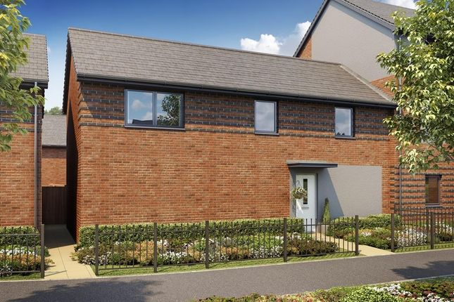 "2 bedroom semi-detached house for sale in ""Alverton"" at Langaton Lane, Pinhoe, Exeter"
