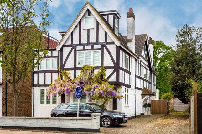 Thumbnail Detached house for sale in Marksbury Avenue, Kew, Surrey