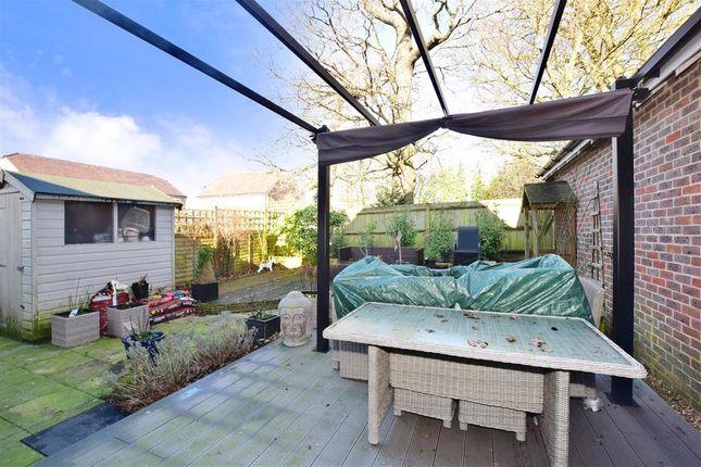Rear Garden of Hilda Dukes Way, East Grinstead, West Sussex RH19