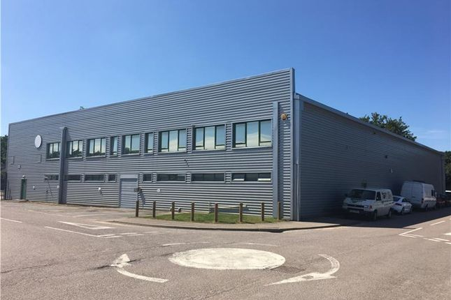 Thumbnail Warehouse to let in Unit D17, North Orbital Commercial Park, Napsbury Lane, St. Albans, Hertfordshire, UK