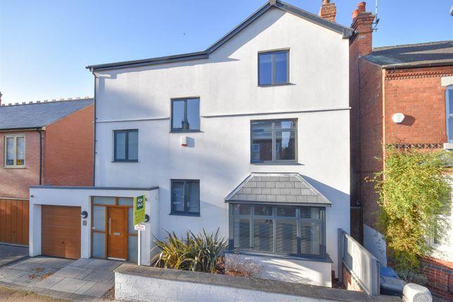 Thumbnail Detached house for sale in Mona Road, West Bridgford, Nottingham