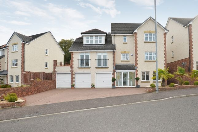 Thumbnail Detached house for sale in Redwood Crescent, Hamilton, South Lanarkshire