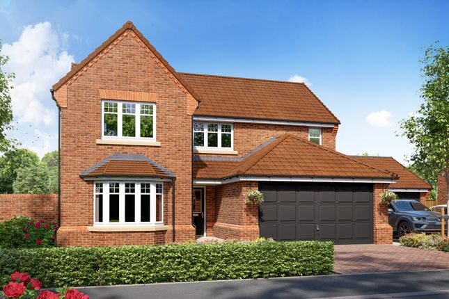 """4 bed detached house for sale in """"Plot 24 - The Warkworth"""" at Gernhill Avenue, Fixby, Huddersfield HD2"""