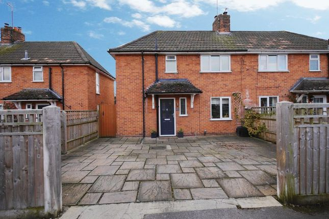 Thumbnail Semi-detached house for sale in Clapcot Way, Wallingford