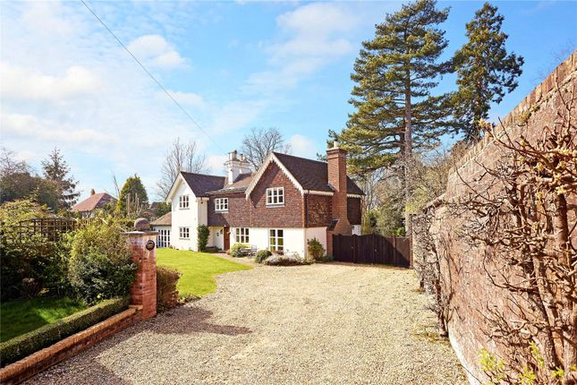 Thumbnail Detached house for sale in Camden Park, Tunbridge Wells, Kent