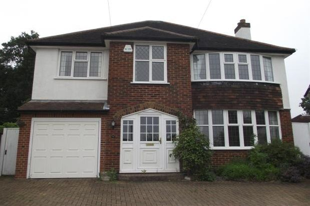 Thumbnail Property to rent in Kingswood Avenue, Bromley