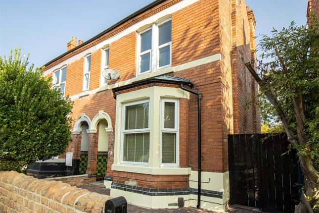 Thumbnail Semi-detached house to rent in Oakfields Road, West Bridgford, Nottingham