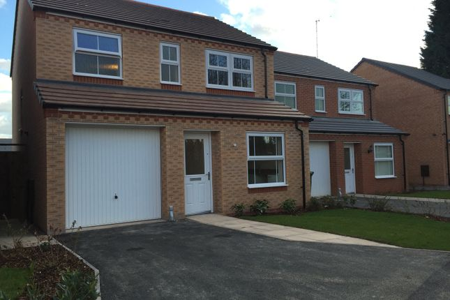 Thumbnail Detached house to rent in Cherry Tree Drive, White Willow, Coventry