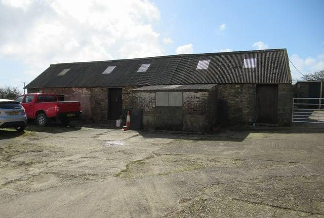Former Cowshed of Clawddcam, Mathry, Haverfordwest SA62
