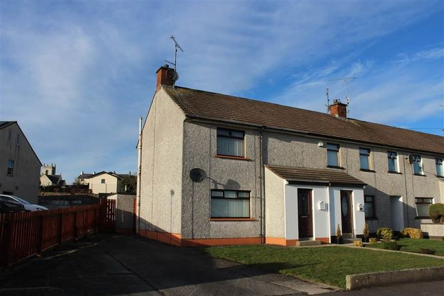 Thumbnail End terrace house for sale in Rosconnor Terrace, Rathfriland