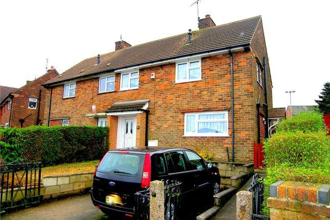 Thumbnail Semi-detached house for sale in Princess Avenue, South Normanton, Alfreton