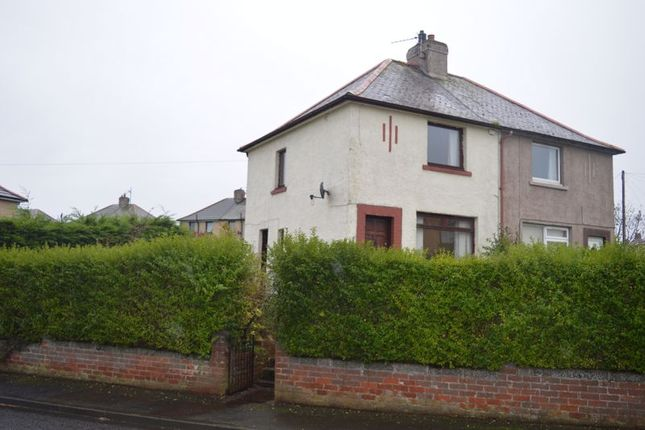 Thumbnail Semi-detached house for sale in St. Cuthberts Road, Berwick-Upon-Tweed