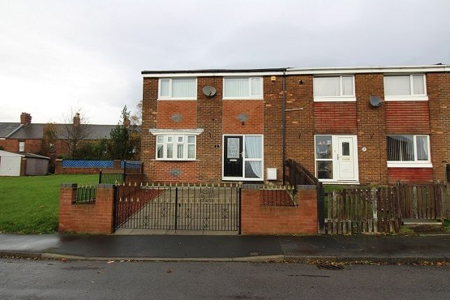 1 bed terraced house to rent in 1 Westfields, Stanley DH9