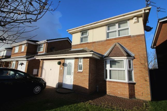 Thumbnail Detached house for sale in Woodbrook Avenue, Liverpool