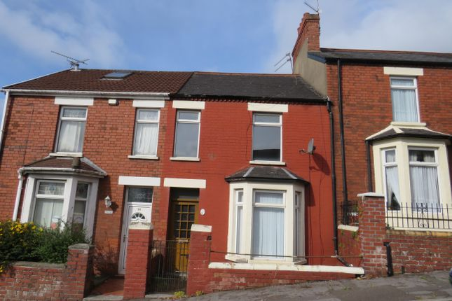 Thumbnail Property to rent in Charlotte Place, Barry