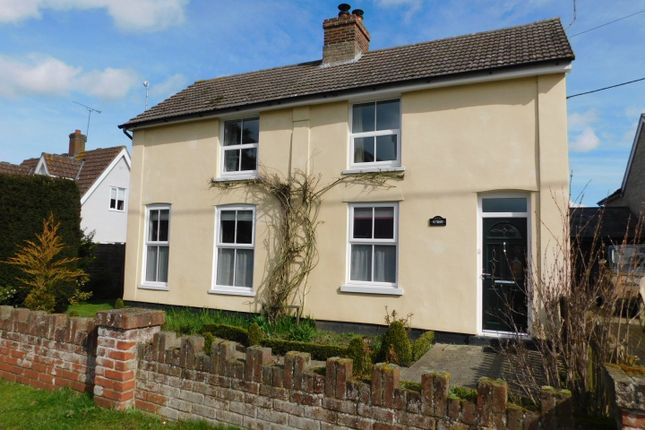 Thumbnail Cottage for sale in Straight Road, Battisford, Stowmarket