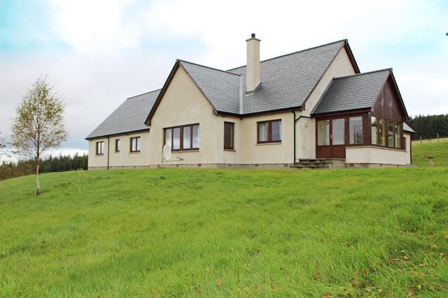 Thumbnail Bungalow to rent in Rivoulich Lodge, Abriachan, Inverness