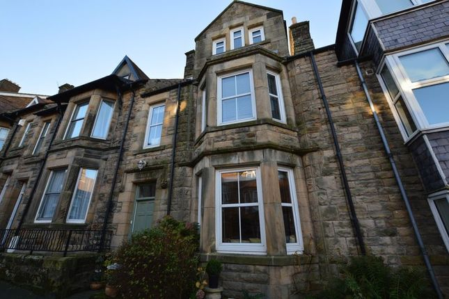 Thumbnail Terraced house for sale in Argyle Street, Alnmouth, Alnwick
