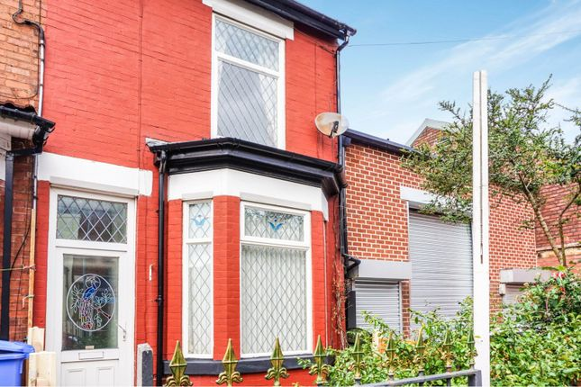Thumbnail End terrace house for sale in Brighton Grove, Hyde