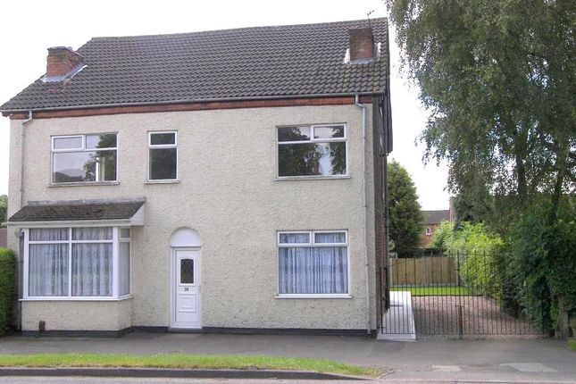 3 bed semi-detached house to rent in The Common, South Normanton, Alfreton