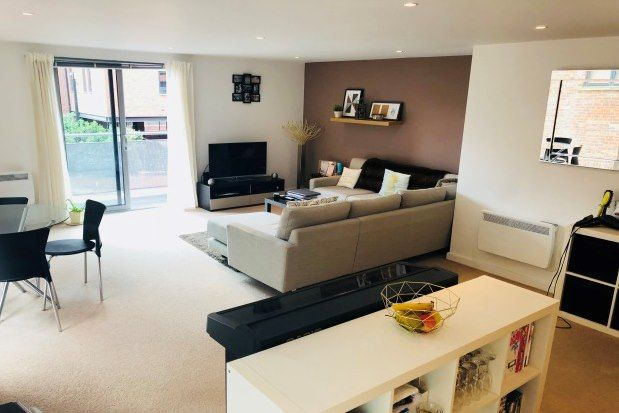 Thumbnail Flat to rent in Quay One, Leeds