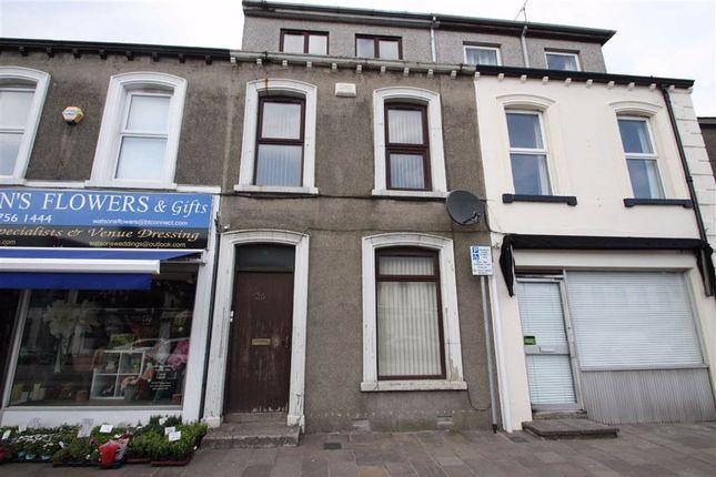 Thumbnail Terraced house to rent in Main Street, Ballynahinch, Down