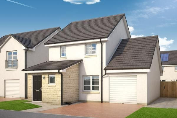 "Thumbnail Property for sale in ""The Morlich At Holmlea"" at Barbadoes Road, Kilmarnock"