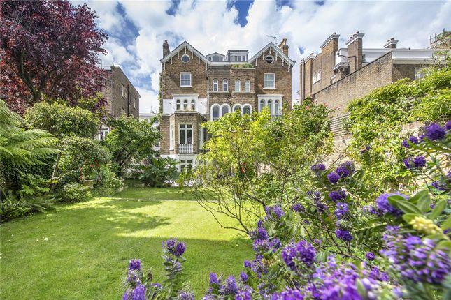 Thumbnail Semi-detached house for sale in Kensington Park Road, London