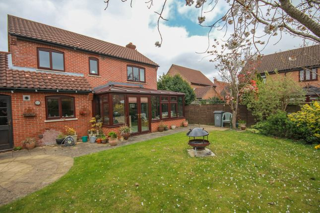 Thumbnail Detached house for sale in Cameron Green, Taverham